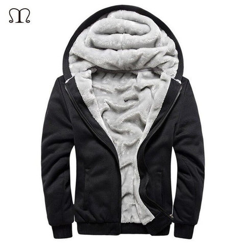 Wool Winter hoodies for men -  7accessories.com