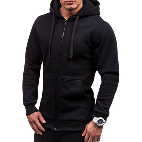 Men Hoodies  Spring  Hooded Sweatshirt -  7accessories.com