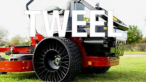 The Best just got Better! Introducing the Toro Tweel!!!