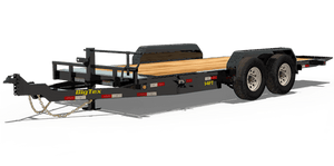 Big Tex 14TL Heavy Duty Tilt Bed Equipment Trailer