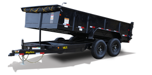 Big Tex 14LX Heavy Duty Tandem Axle Extra Wide Dump