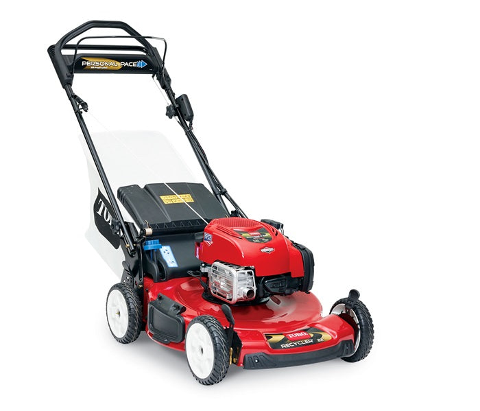 "Toro Recycler 22"" with Personal Pace and Electric Start 20334"