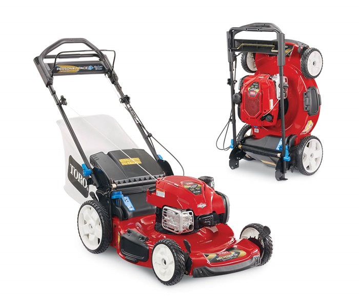 "Toro Recycler 22"" High Wheel Mower with Personal Pace and SMARTSTOW 20340"