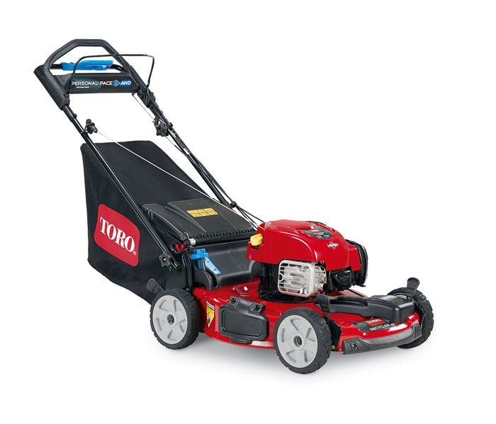 "Toro Recycler 22"" All Wheel Drive with Personal Pace and Traction Assist 20353"