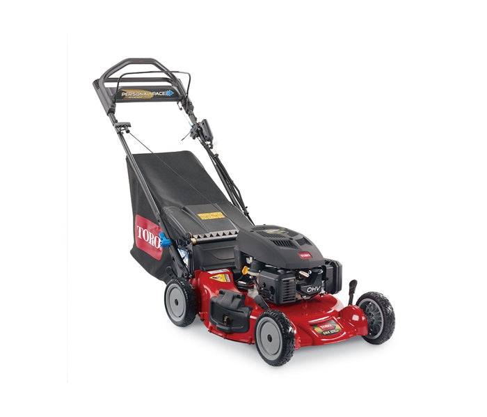 "Toro Super Recycler 21"" Electric Start with Personal Pace 20384"