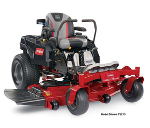 "Toro TimeCutter HD 60"" with MyRide 75213"