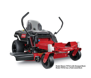 "Toro TimeCutter 42"" Fabricated Deck Riding Mower (75744)"