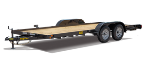 Big Tex 60EC Economy Tandem Axle Car Hauler