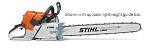 Stihl MS 661 C-M Chainsaw with M-Tronic™