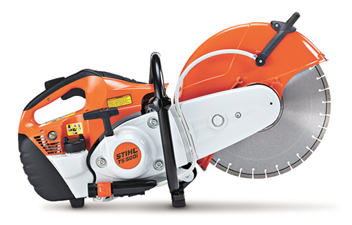 Stihl TS 500i Cutquik® Cut Off Saw with Fuel Injection