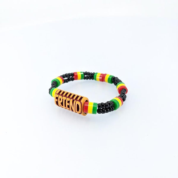 Wooden Friendship Bracelet