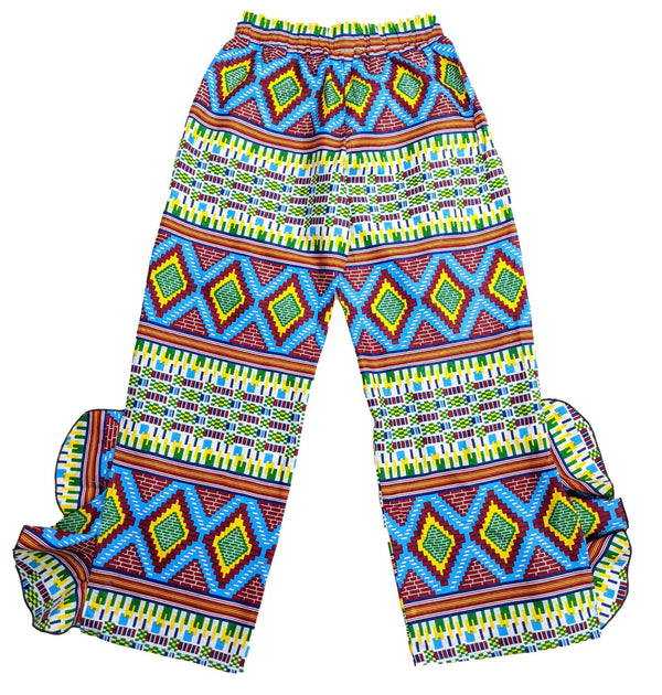 Multicolored Pant
