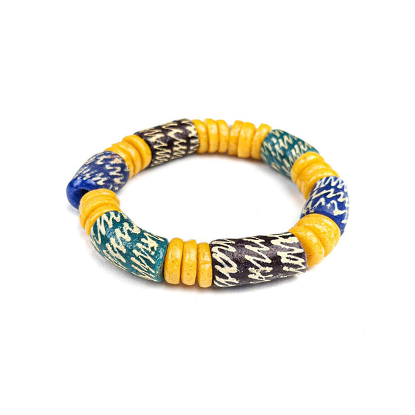 Muti-colored Krobo Beads