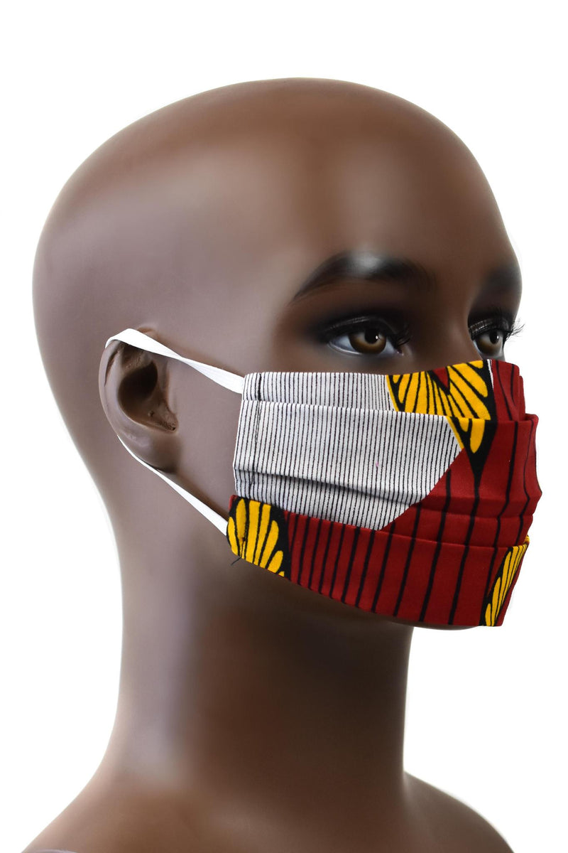 Face Mask - African Patterns