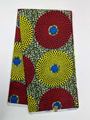 African Print Veritable Dutch Wax F55