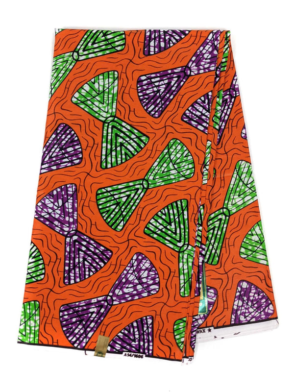 Multi-Colored Ankara Wax Print