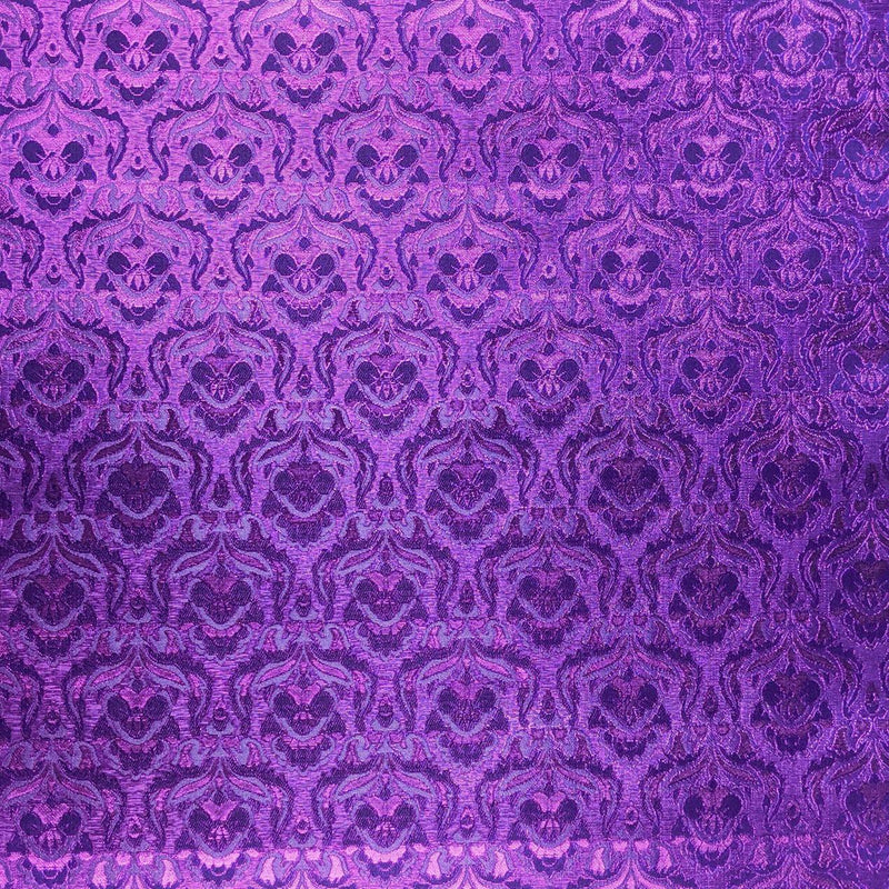 Purple 2pc Sego Gele