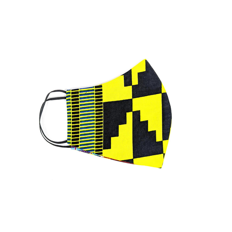Kente Face Mask - African Patterns
