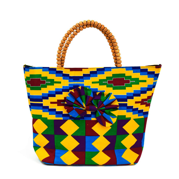 Kente Ankara Bag