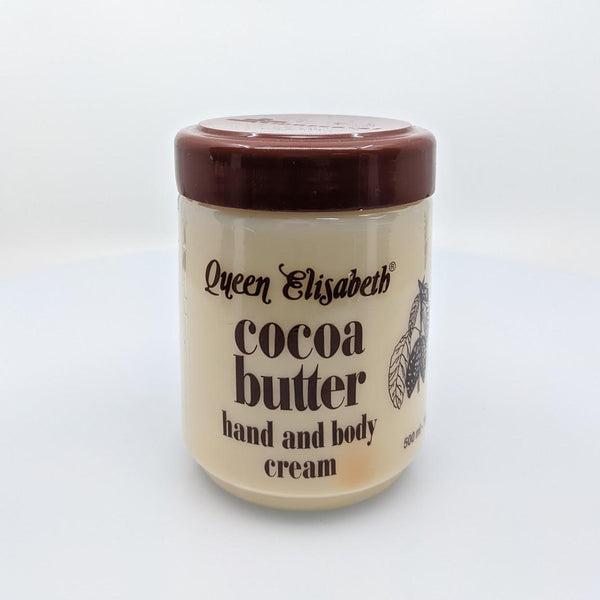 Queen Elizabeth Cocoa Butter Cream