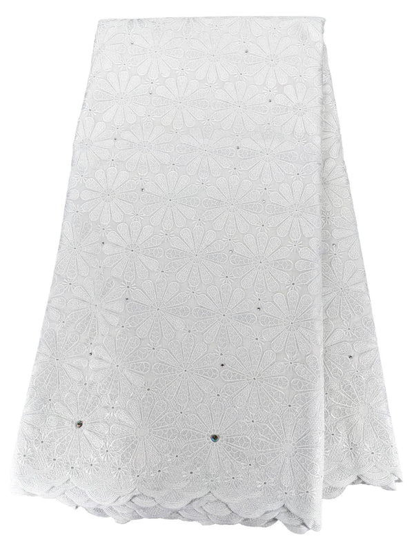 White Cotton Lace