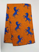 African Print Veritable Dutch Wax F64
