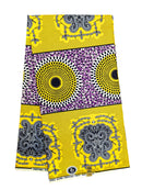 African Print Veritable Dutch Wax F50