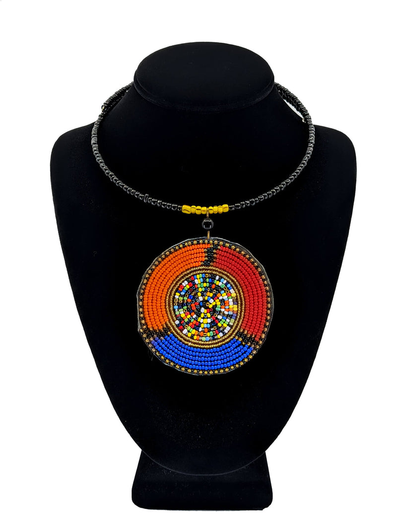 Massai Pendant Necklace
