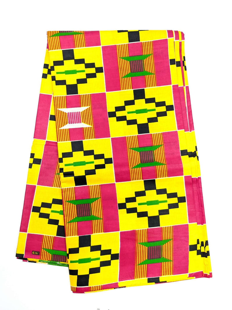 African Print Hollywood Dutch Wax F98 - AFRIKAN ATTIRE - african_clothing - - african_attireAFRIKAN ATTIRE - african_fashion