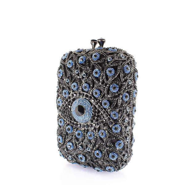 All Eyes On Me Clutch Purse - AFRIKAN ATTIRE - african_clothing - - african_attireAFRIKAN ATTIRE - african_fashion