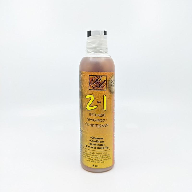 Dr Natural Lemongrass 2 In 1 Shampoo & Conditioner