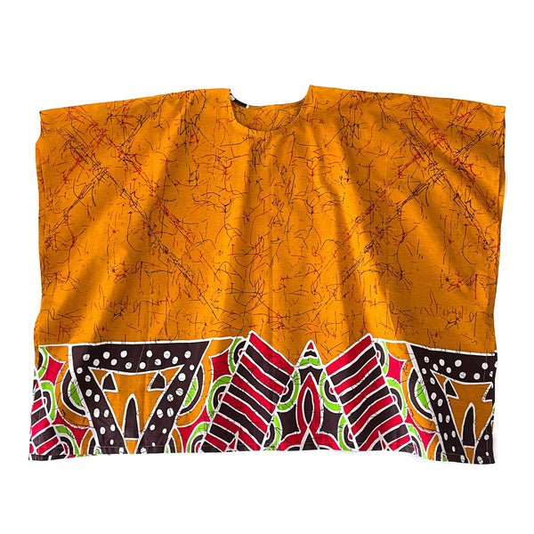 Yellow Batik Set