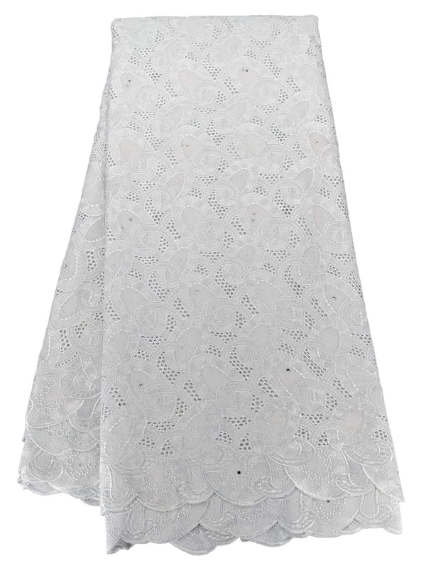 White Cotton Lace Copy