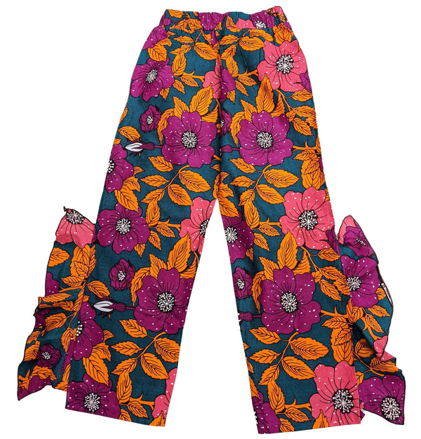 Orange, Pink & Purple Pant