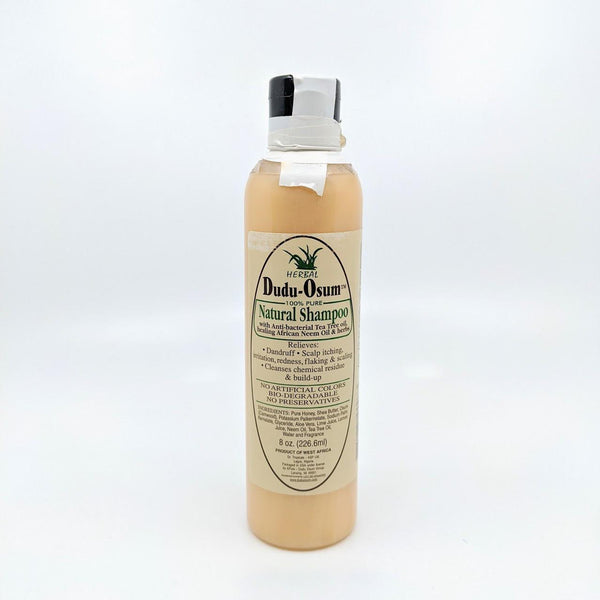 Dudu-Osun Natural Shampoo 8oz - AFRIKAN ATTIRE - african_clothing - - african_attireAFRIKAN ATTIRE - african_fashion