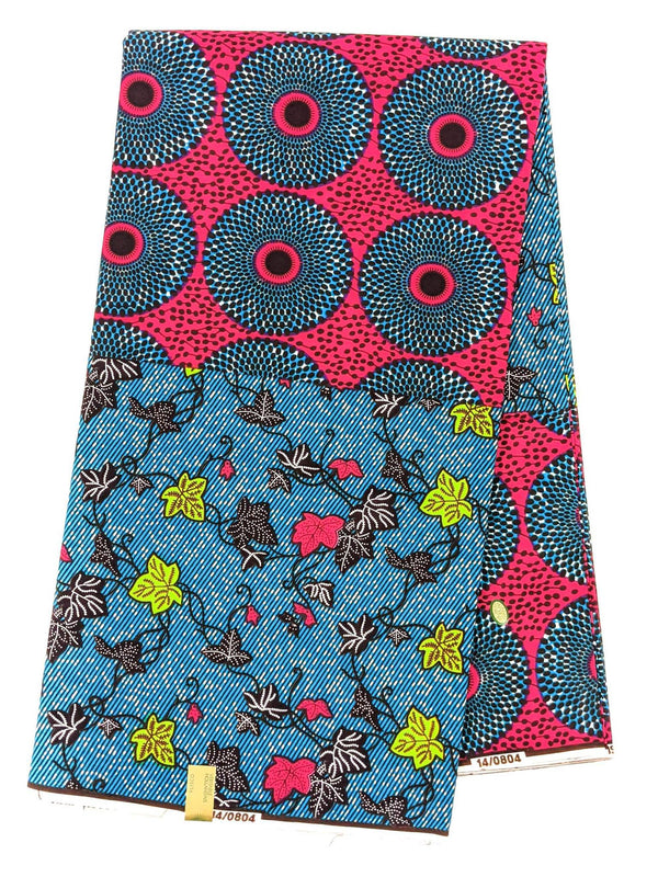 Multi Color Ankara Wax Print