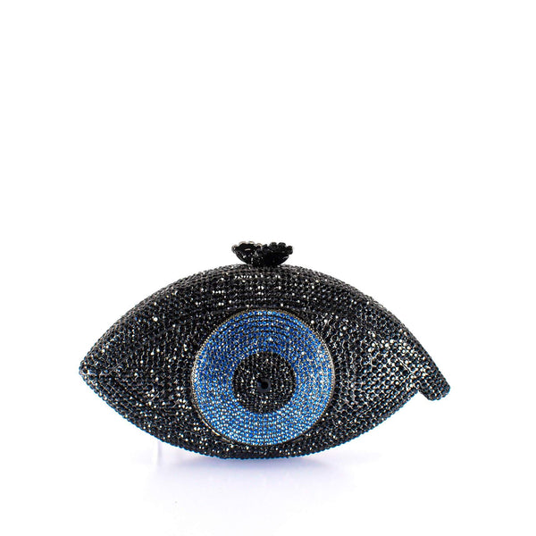 Egyptian Eye Clutch Purse - AFRIKAN ATTIRE - #african_clothing -