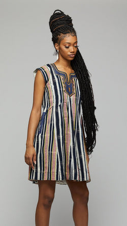 Ghanaian Smocks - AFRIKAN ATTIRE - #african_clothing -