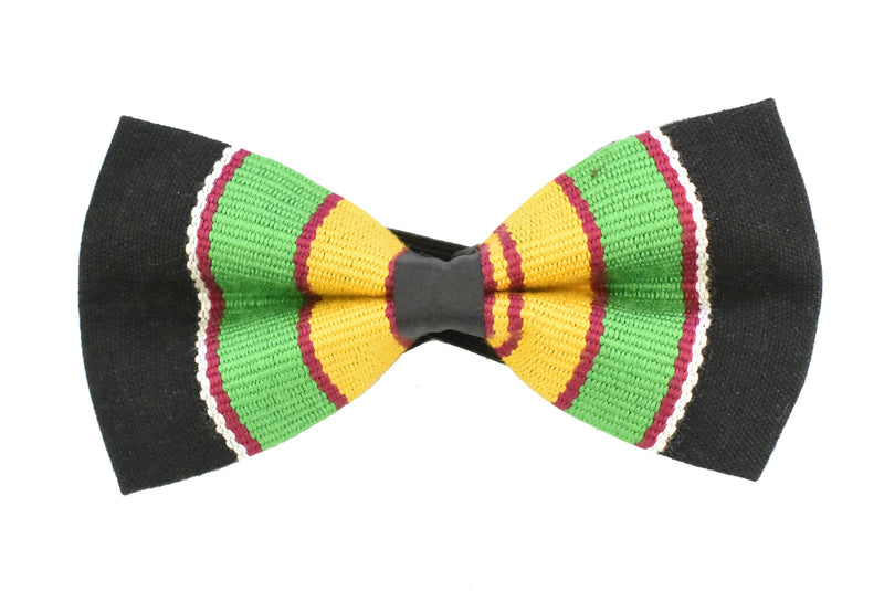 Handwoven Kente Cloth Bowtie - AFRIKAN ATTIRE -