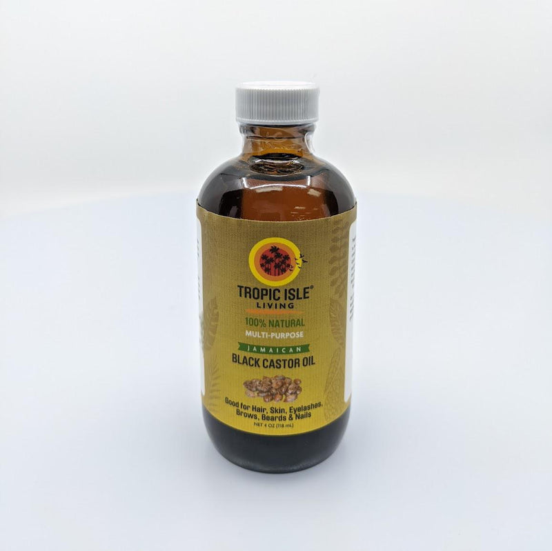 Jamaica Black Castor Oil 4oz - AFRIKAN ATTIRE - african_clothing - - african_attireAFRIKAN ATTIRE - african_fashion