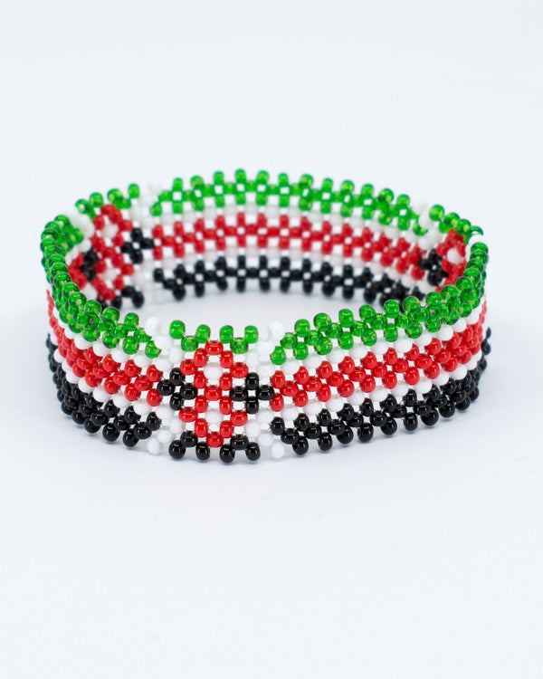 Kenyan Bracelet - AFRIKAN ATTIRE - #african_clothing - ACCESSORIES