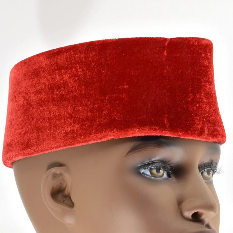 Native Senators Cap/Kufi - AFRIKAN ATTIRE -