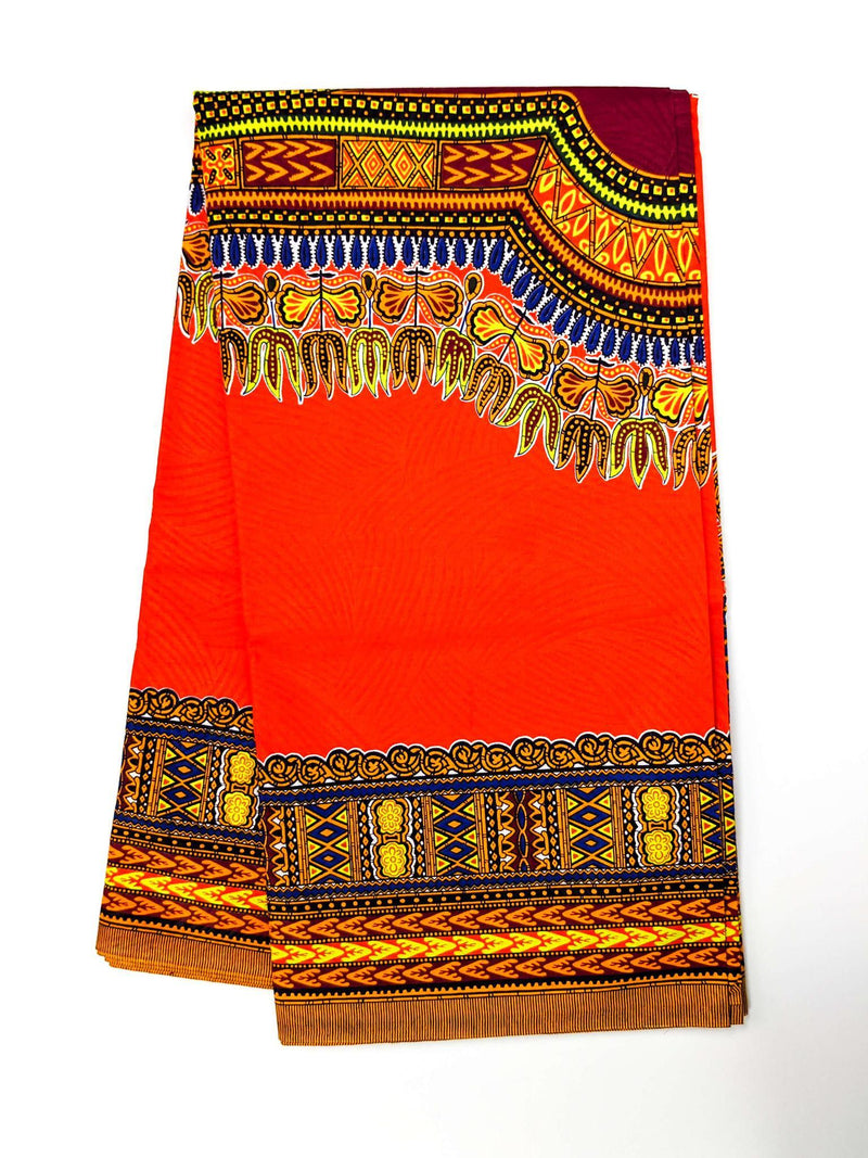 African Print Veritable Dutch Wax F12
