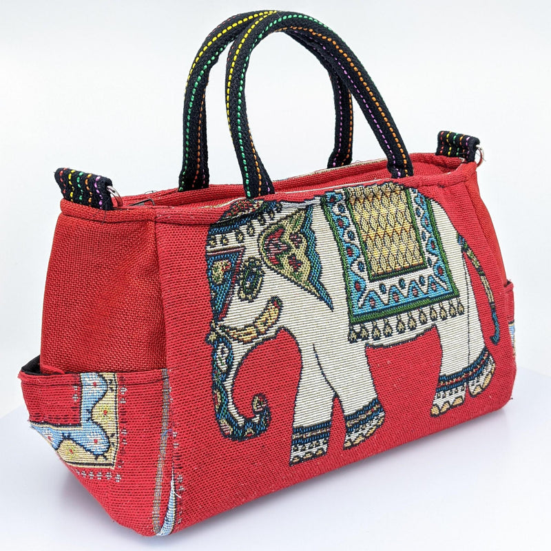 Small Elephant Bag - AFRIKAN ATTIRE - african_clothing - - african_attireAFRIKAN ATTIRE - african_fashion