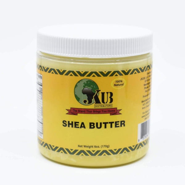 Yellow Shea Butter - AFRIKAN ATTIRE - #african_clothing - SKIN CARE