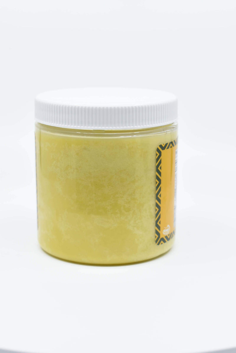 Yellow Shea Butter - AFRIKAN ATTIRE -