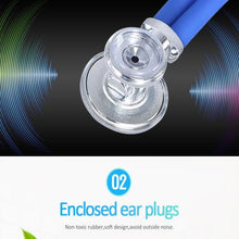 Load image into Gallery viewer, Dual Head Functional Stethoscope