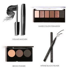 Face Powder Eyeliner Set