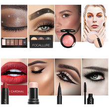 Load image into Gallery viewer, Face Powder Eyeliner Set