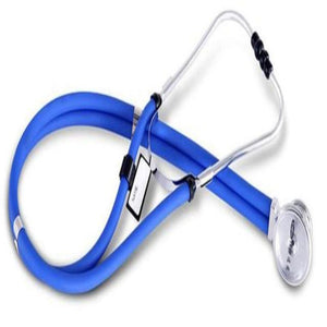 Dual Head Functional Stethoscope